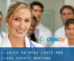 clínica en Weed (Lewis and Clark County, Montana)