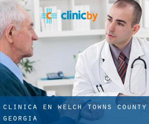 clínica en Welch (Towns County, Georgia)